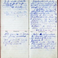 1901 Diary August 19-22