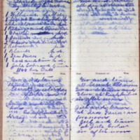 1899 Diary August 19-22