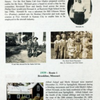 A Century with the Bell, Harrison and Zulauf Families in Jackson County, Missouri and Elsewhere p. 27