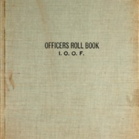 S3_F14_Officers Roll Book-Front Cover