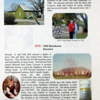 A Century with the Bell, Harrison and Zulauf Families in Jackson County, Missouri and Elsewhere p. 83