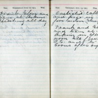 1903 Diary August 12-13