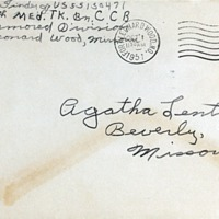 September 30, 1951 (envelope)