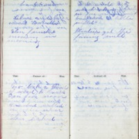 1901 Diary August 15-18