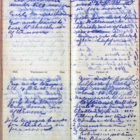 1899 Diary August 15-18