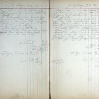 S10_F25_Ledger Book_Pages 256 & 257