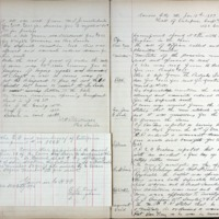 S8_F9_Minutes_23 December 1896 & 13 January 1897