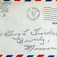 July 1, 1952 (envelope)