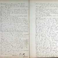 S8_F9_Minutes_14 August & 28 August 1895