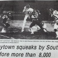 Raytown squeaks by South before more than 8,000