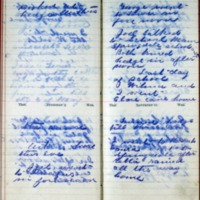 1899 Diary March 8-10