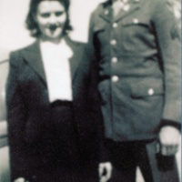 Mr. & Mrs. Ted Chittwood, 1943