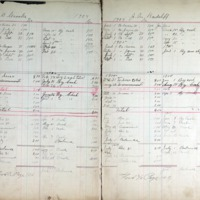 S10_F27_Membership Records_G. B. Crooks & J. M. Radcliff