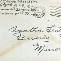 September 15, 1951 (envelope)