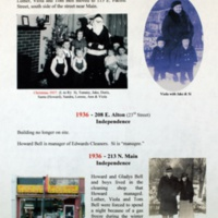 A Century with the Bell, Harrison and Zulauf Families in Jackson County, Missouri and Elsewhere p. 22