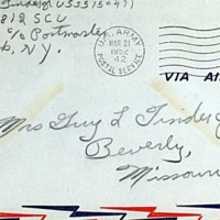 March 20, 1952 (envelope)