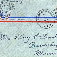 April 8, 1953 (envelope)