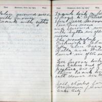 1903 Diary August 24-25