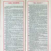 1901 Reference Page 16 & 17