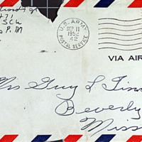 September 9, 1952 (envelope)