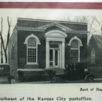 Bank of Raytown, SE of the KC postoffice