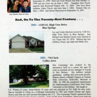 A Century with the Bell, Harrison and Zulauf Families in Jackson County, Missouri and Elsewhere p. 112