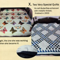 Mom's Magic: Two Very Speical Quilts