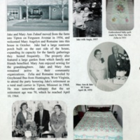 A Century with the Bell, Harrison and Zulauf Families in Jackson County, Missouri and Elsewhere p. 56