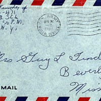 April 20, 1953 (envelope)