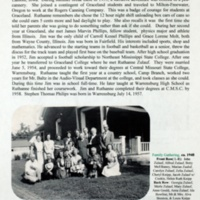 A Century with the Bell, Harrison and Zulauf Families in Jackson County, Missouri and Elsewhere p. 40