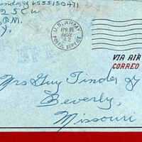 April 21, 1952 (envelope)