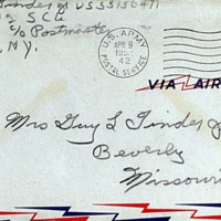 April 8, 1952 (envelope)