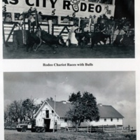 Rodeo Chariot Races/Moving Benjamin's Barn