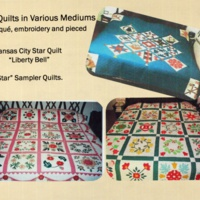 Mom's Magic: Quilts in Various Mediums