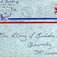 March 16, 1953 (envelope)