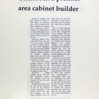 Shamrock a preimer are cabinet builder