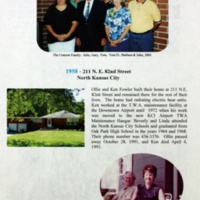 A Century with the Bell, Harrison and Zulauf Families in Jackson County, Missouri and Elsewhere p. 61