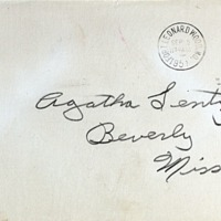 September 4, 1951 (envelope)