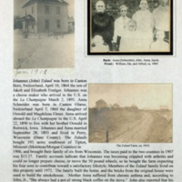 A Century with the Bell, Harrison and Zulauf Families in Jackson County, Missouri and Elsewhere p. 4