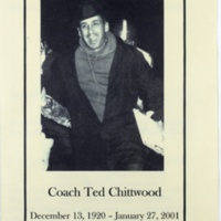 Coach Ted Chittwood memorial program